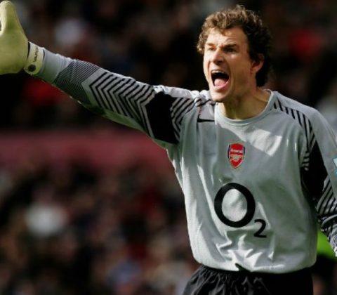 Jens Lehmann Arsenal