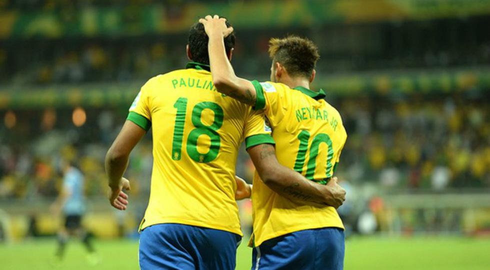 paulinho dan neymar